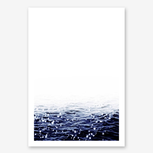 Sparkling Sea in Print
