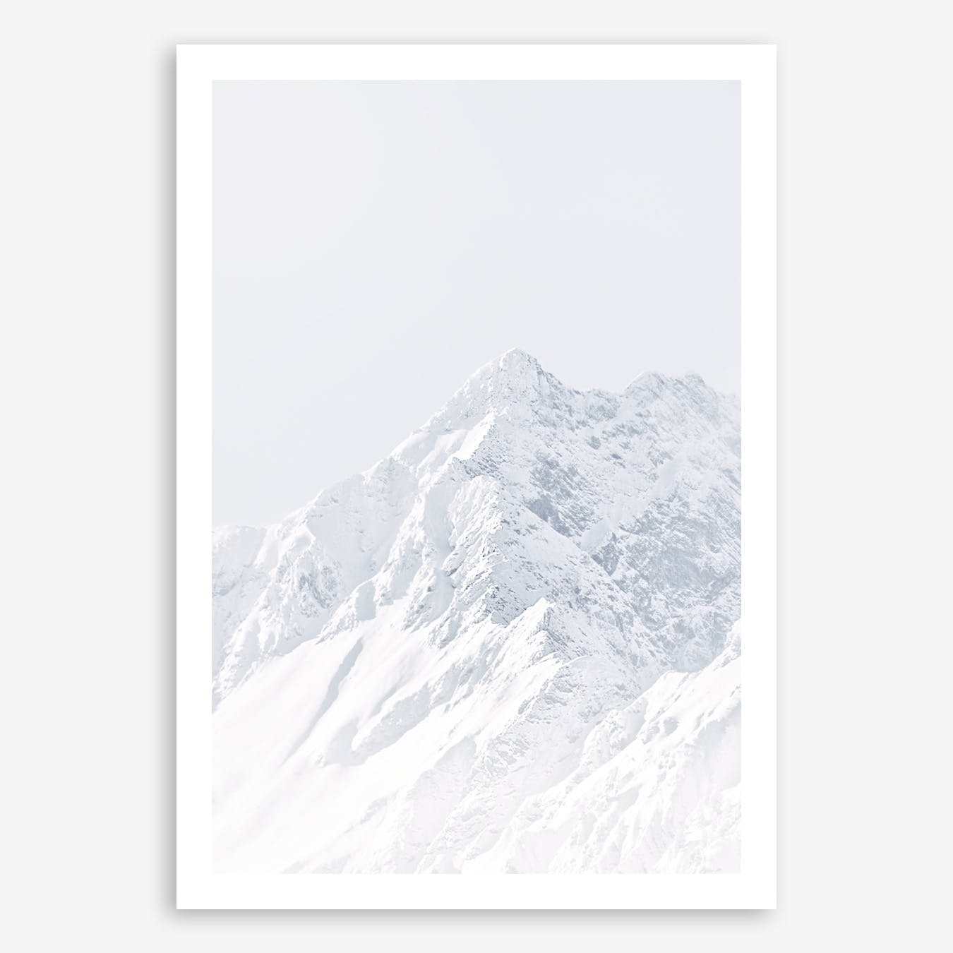 White Mountain II in Print