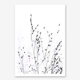 Black Grass in Art Print