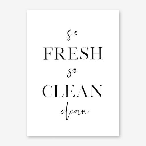 So Fresh So Clean