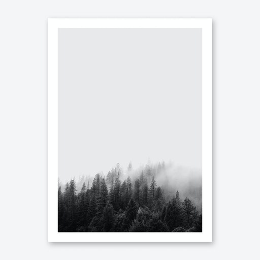 Mountains 2 Print