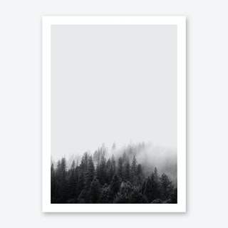Mountains 2 Art Print