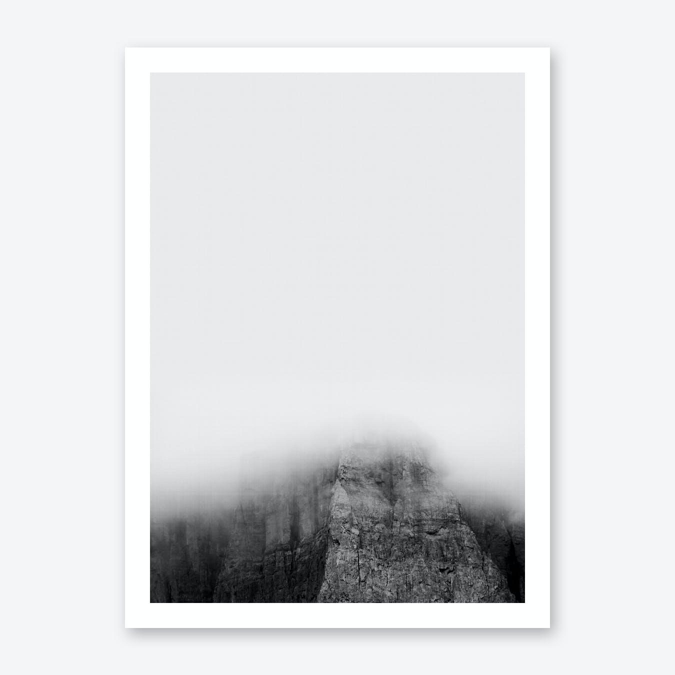 Mountains 1 Print
