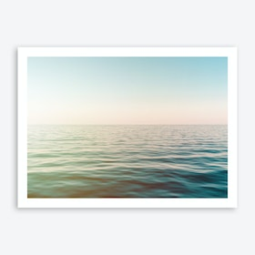 Ocean Waves 5 Art Print