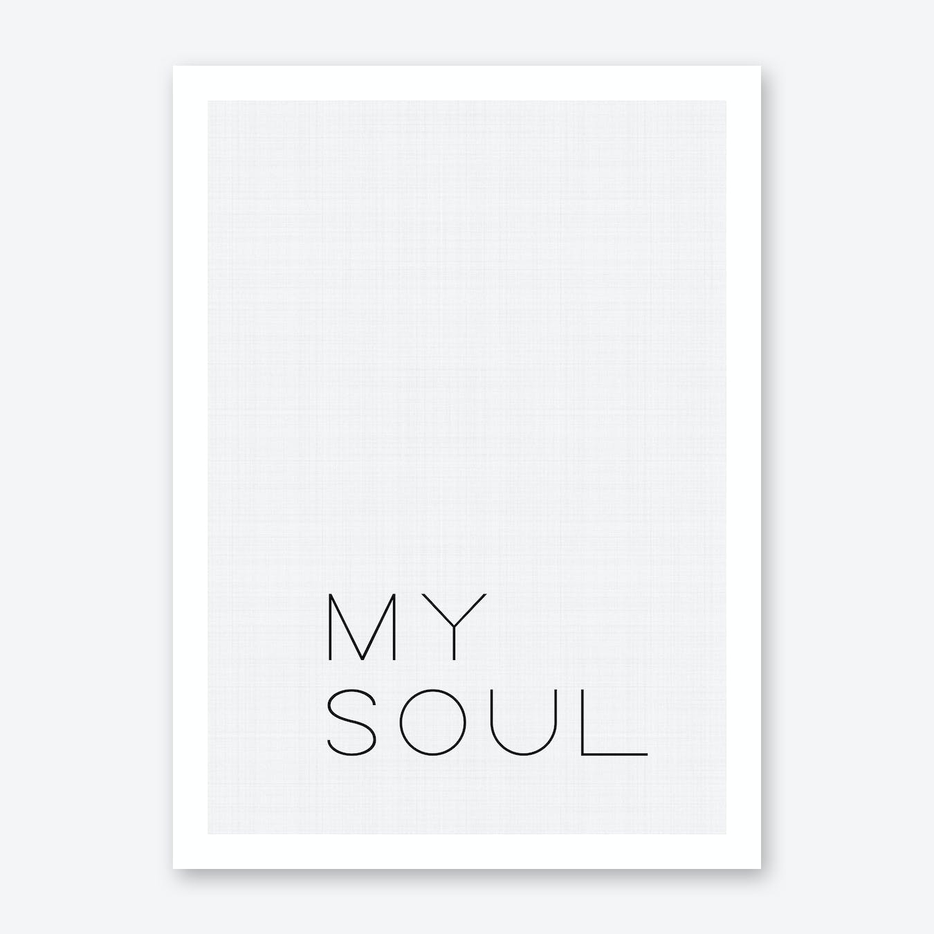 Be Still My Soul 2 Print
