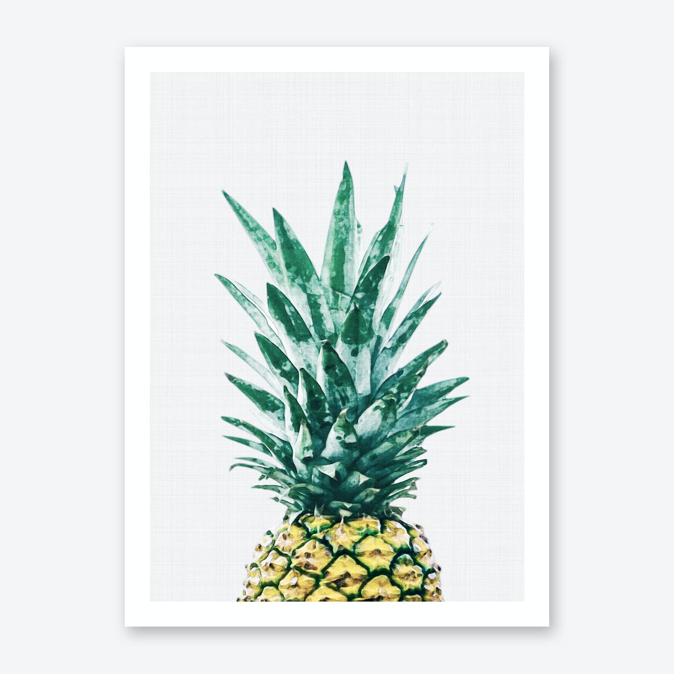 Pineapple I Print