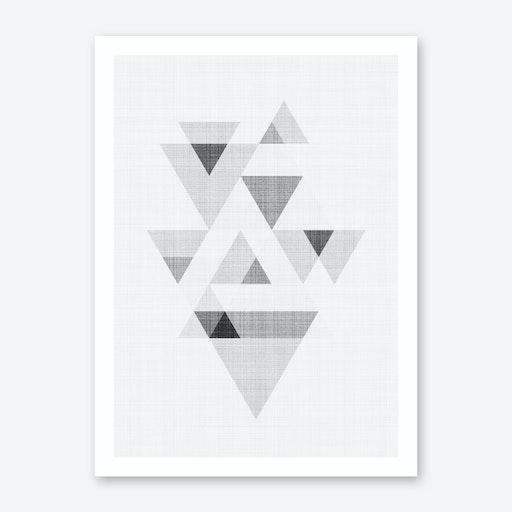Triangles 3 Print