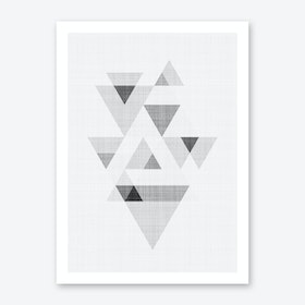 Triangles 3 Print