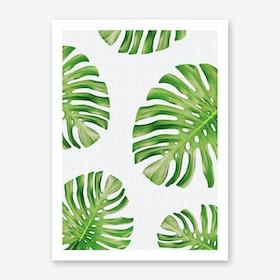 Tropical 1 Print