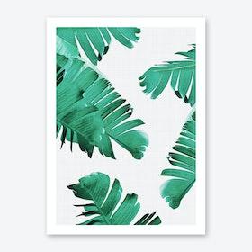 Tropical 2 Art Print
