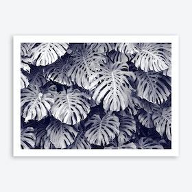 Tropical 3 Art Print