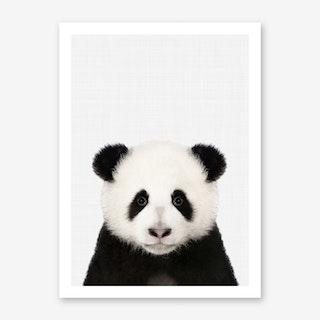 Panda II Art Print