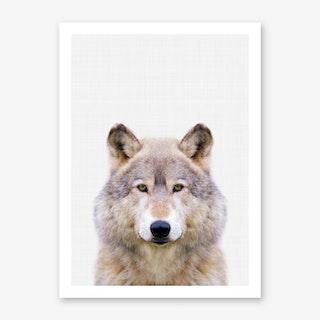 Wolf II Art Print