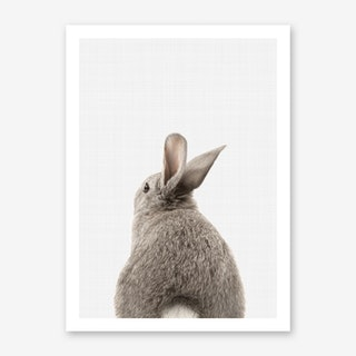 Rabbit Tail II Art Print