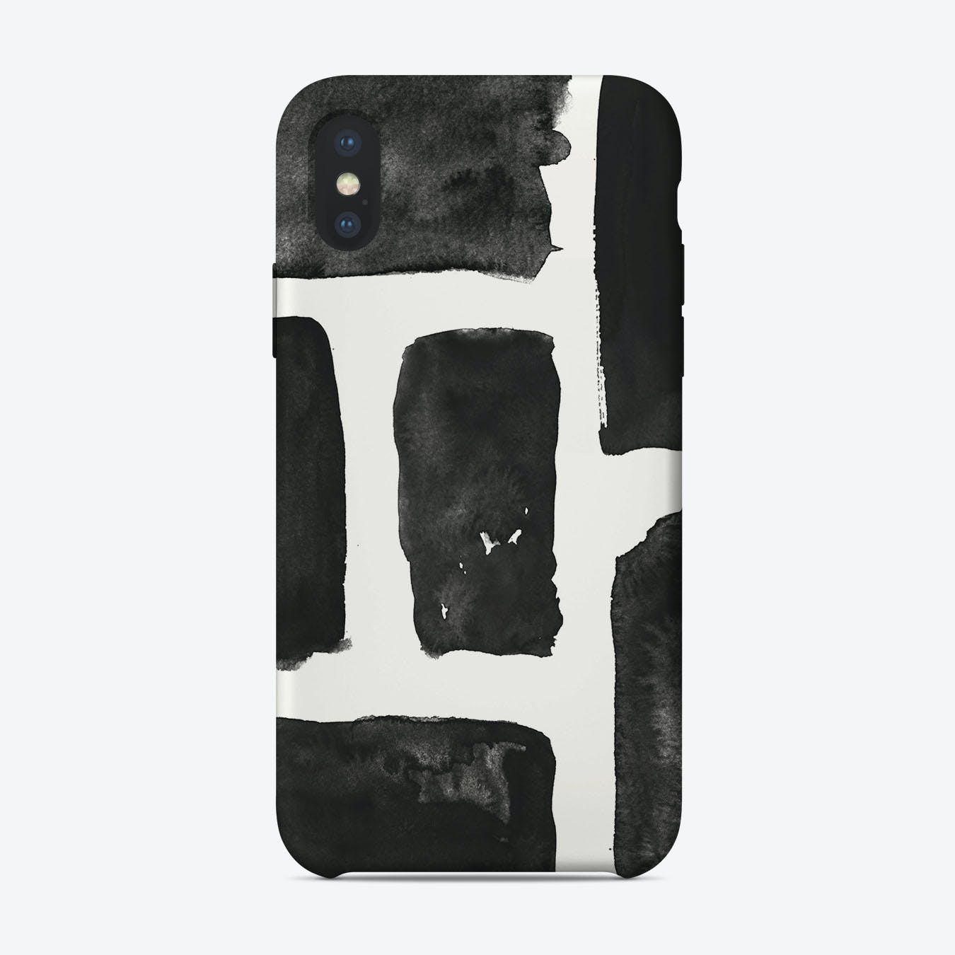 Six Brush Strokes iPhone Case