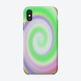 Candy I iPhone Case