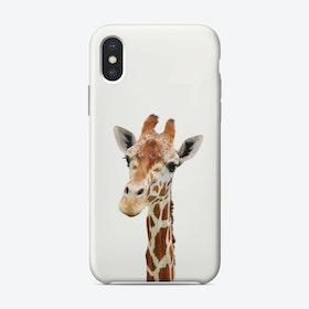 Giraffe I iPhone Case