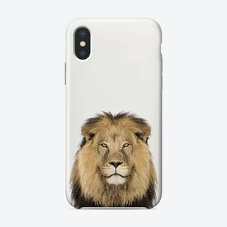Lion I iPhone Case