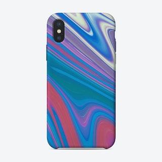 Liquid Colors iPhone Case