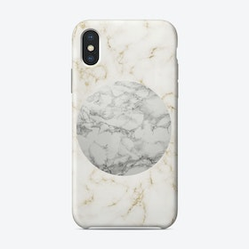 Marble Art II iPhone Case