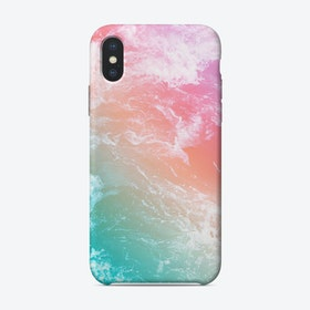 Ocean Colors iPhone Case
