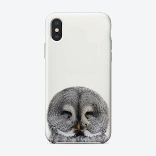 Owl I iPhone Case