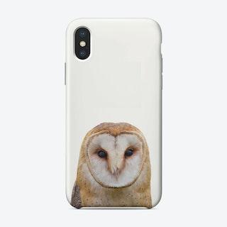 Owl II iPhone Case