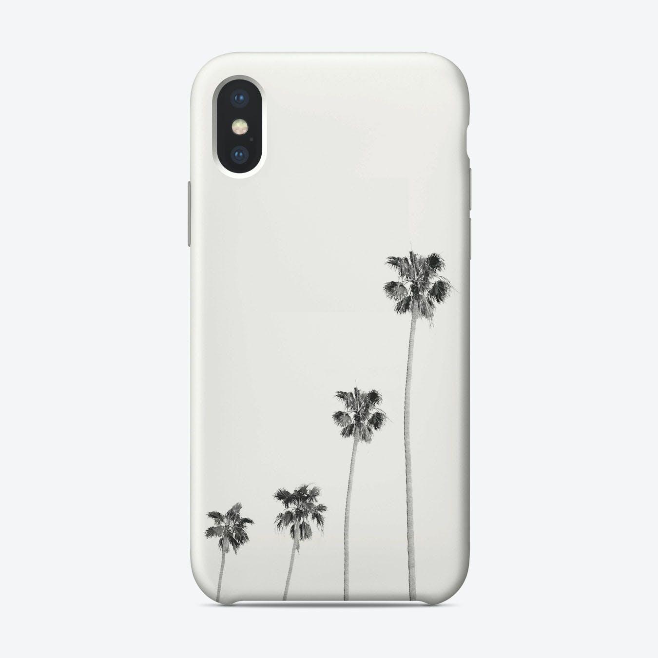 Four Palms iPhone Case