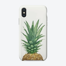 Pineapple Gold iPhone Case