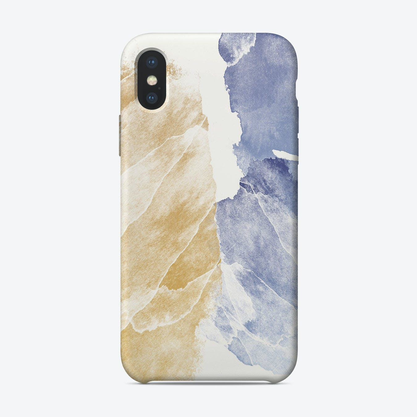 Stay Wild and Be Free  iPhone Case