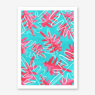 Amaranth in Art Print