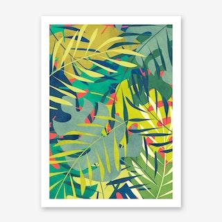 Eden in Art Print