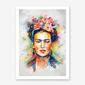 Frida Kahlo in Print