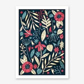 Julepa in Art Print