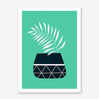 Palma in Art Print