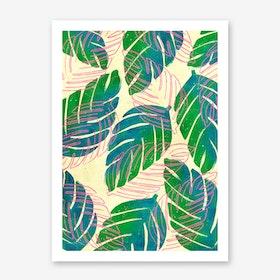 Paradiso II in Art Print