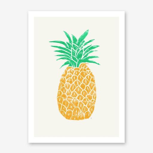 Pineapple in Print