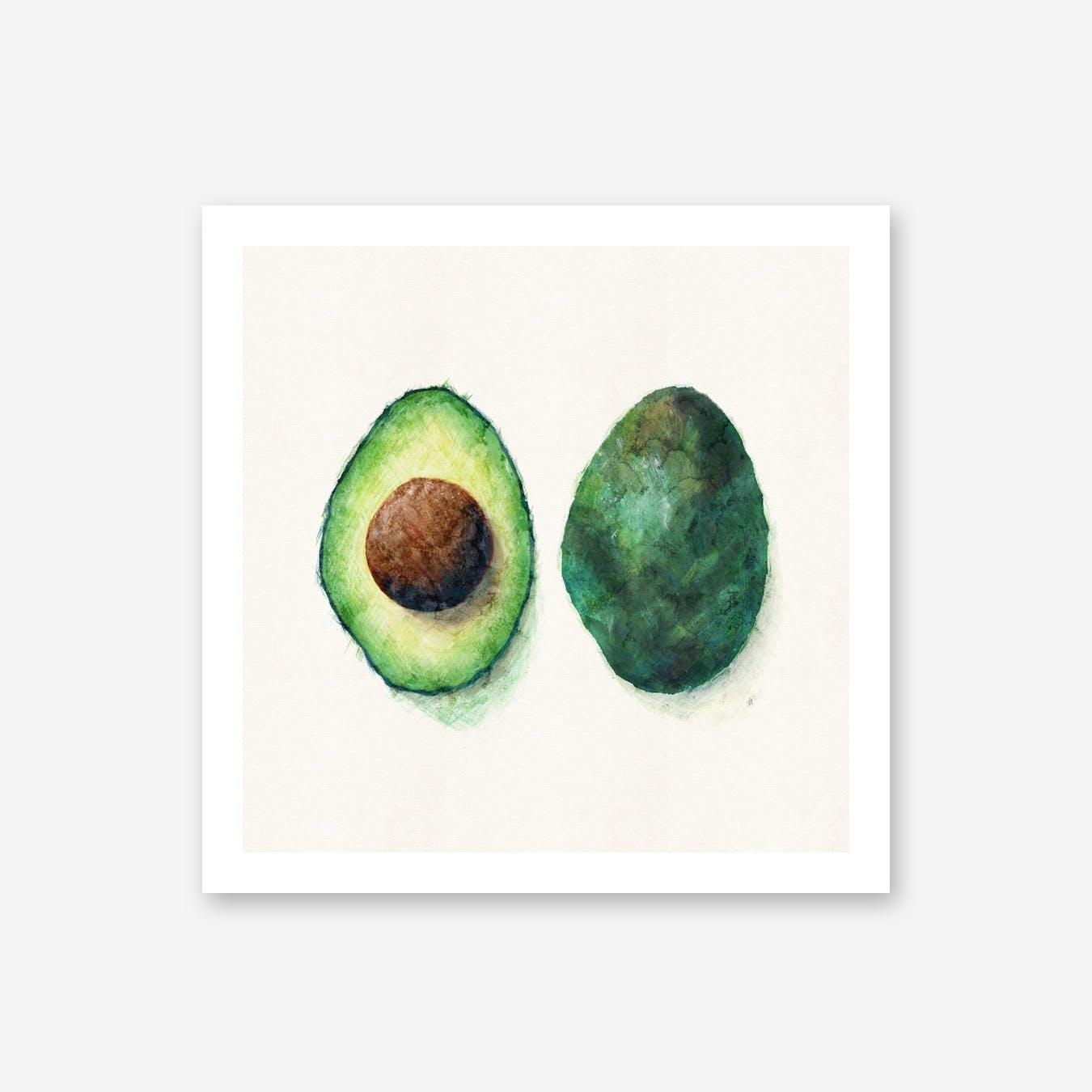 Avocado in Print