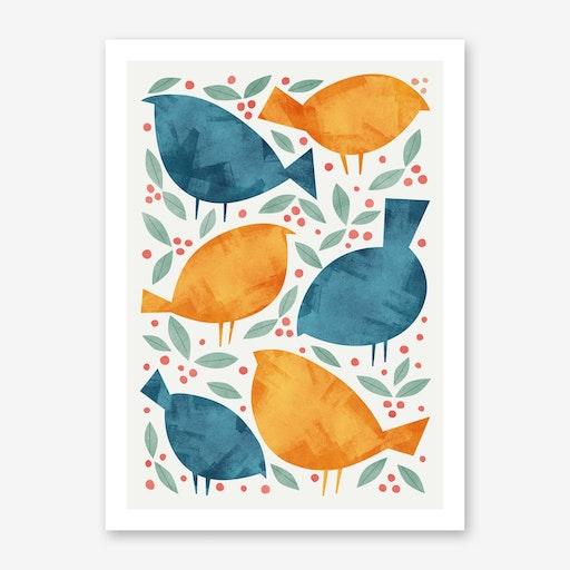 Birds in Print