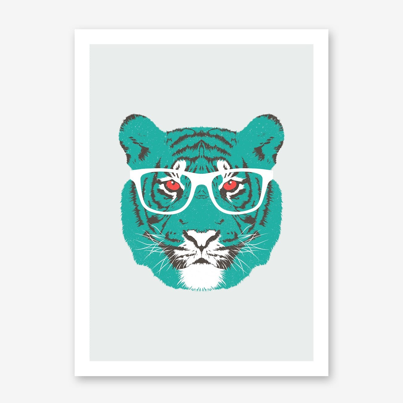 Bookish Big Cat in Print