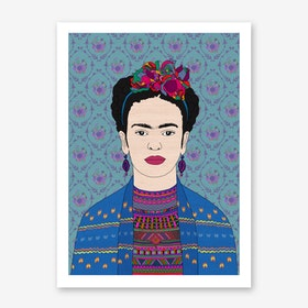 Frida Kahlo I in Print