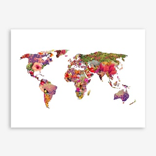 It's Your World in Art Print