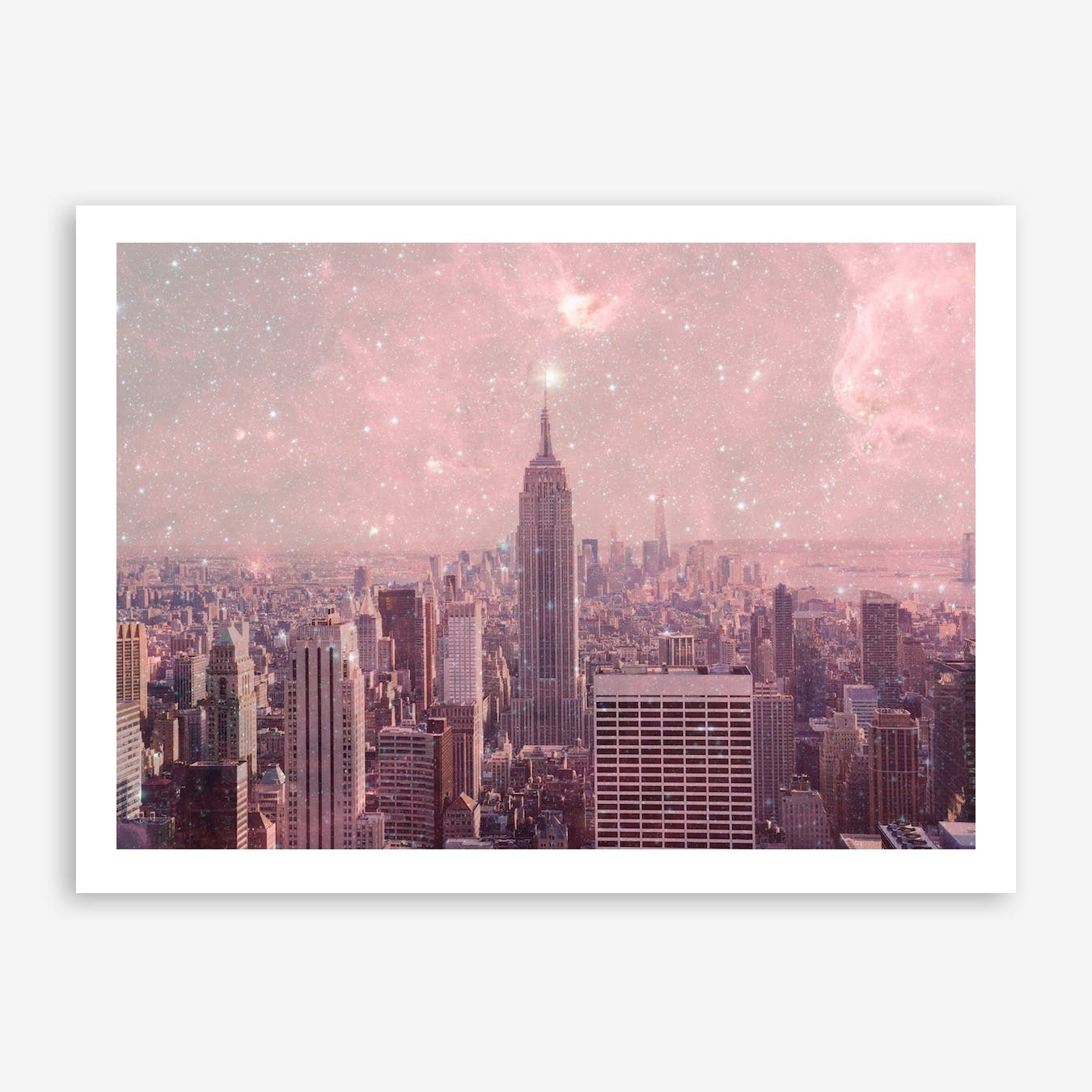 Stardust Covering NY in Print