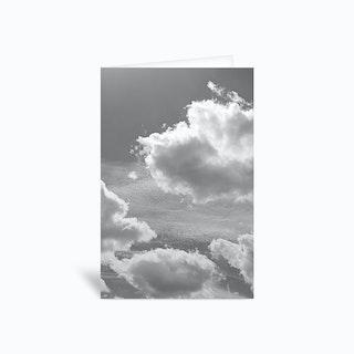 Berlin Sky Greetings Card