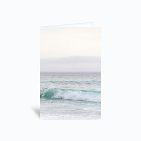 Hyams Beach Greetings Card