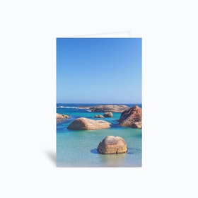 Elephant Cove 1 Greetings Card