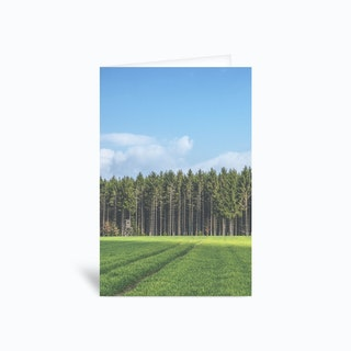 Odenwald Greetings Card