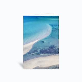 Northern Beach Greetings Card