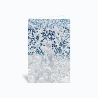 Super Splash 1 Greetings Card