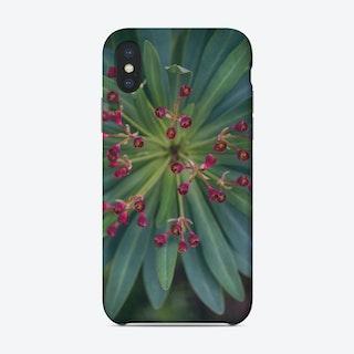 Blooming Succulent Phone Case
